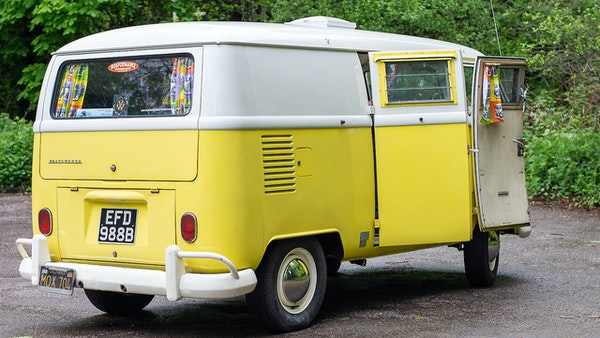 1964 VW Split Screen Sundial Camper For Sale (picture 18 of 164)
