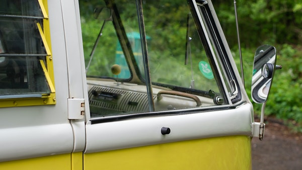 1964 VW Split Screen Sundial Camper For Sale (picture 119 of 164)