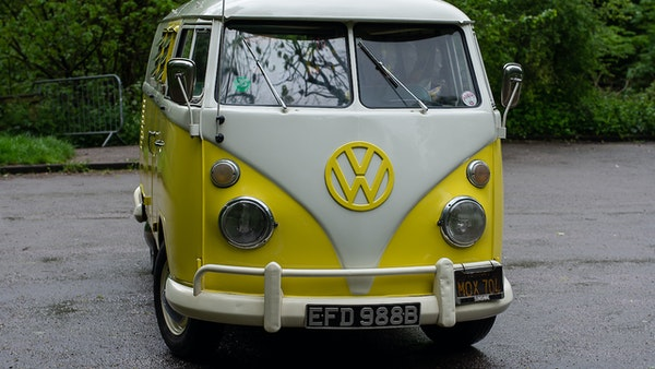 1964 VW Split Screen Sundial Camper For Sale (picture 6 of 164)
