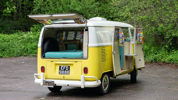 1964 VW Split Screen Sundial Camper For Sale (picture 64 of 164)
