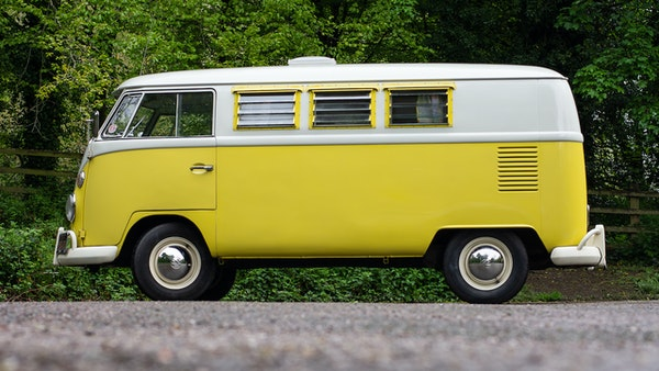 1964 VW Split Screen Sundial Camper For Sale (picture 3 of 164)