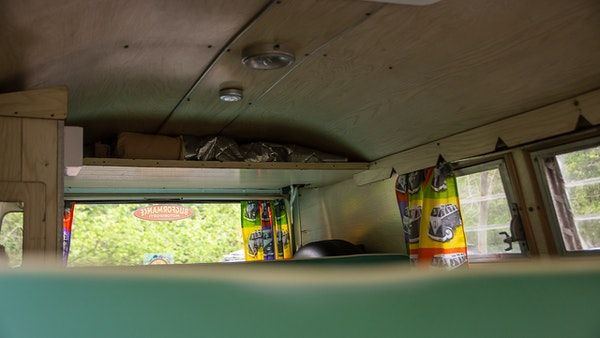 1964 VW Split Screen Sundial Camper For Sale (picture 75 of 164)