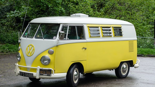 1964 VW Split Screen Sundial Camper For Sale (picture 4 of 164)