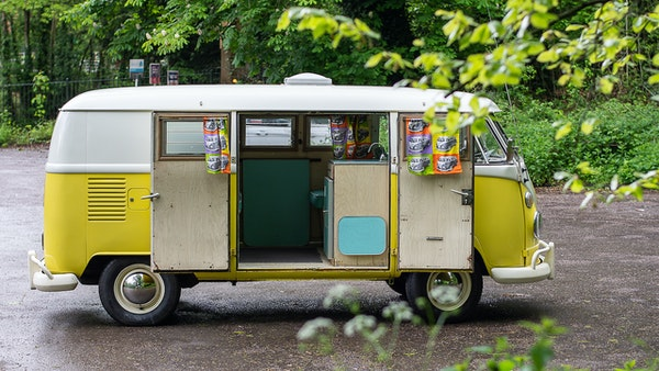 1964 VW Split Screen Sundial Camper For Sale (picture 17 of 164)