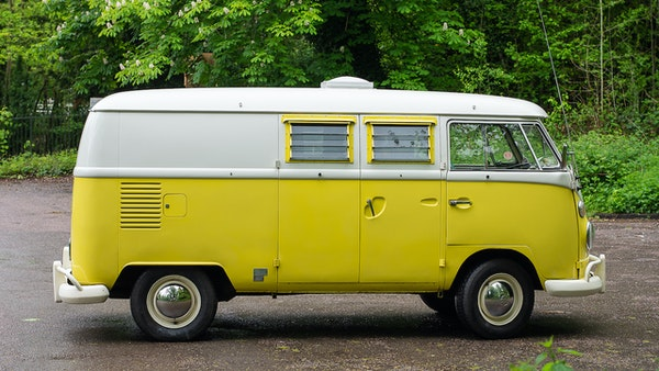 1964 VW Split Screen Sundial Camper For Sale (picture 14 of 164)