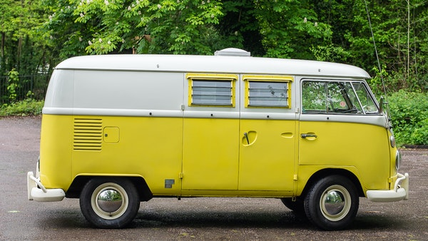 1964 VW Split Screen Sundial Camper For Sale (picture 15 of 164)