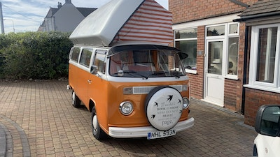 1975 Volkswagen T2 'Bay Window' Camper