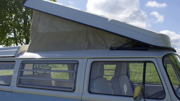 1973 VW T2 Westfalia Camper For Sale (picture 28 of 170)