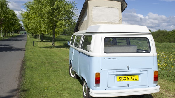 1973 VW T2 Westfalia Camper For Sale (picture 9 of 170)