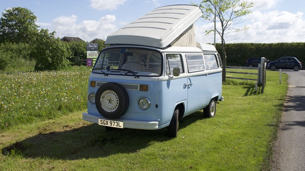 1973 VW T2 Westfalia Camper For Sale (picture 11 of 170)