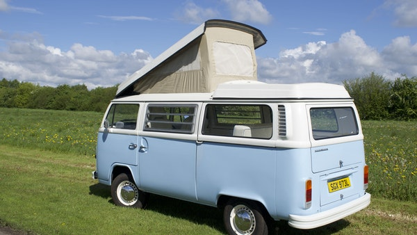 1973 VW T2 Westfalia Camper For Sale (picture 5 of 170)