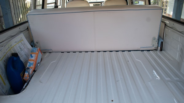 1973 VW T2 Westfalia Camper For Sale (picture 141 of 170)