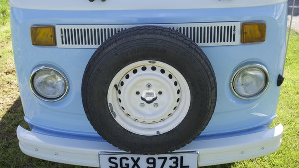 1973 VW T2 Westfalia Camper For Sale (picture 41 of 170)