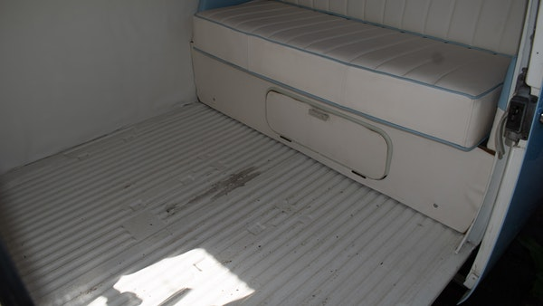1973 VW T2 Westfalia Camper For Sale (picture 152 of 170)