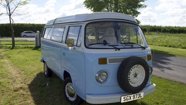 1973 VW T2 Westfalia Camper For Sale (picture 14 of 170)
