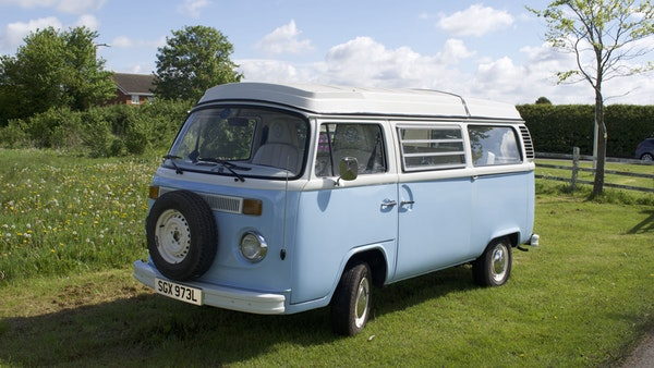 1973 VW T2 Westfalia Camper For Sale (picture 1 of 170)