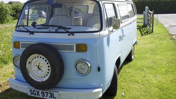 1973 VW T2 Westfalia Camper For Sale (picture 8 of 170)