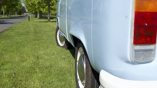1973 VW T2 Westfalia Camper For Sale (picture 58 of 170)