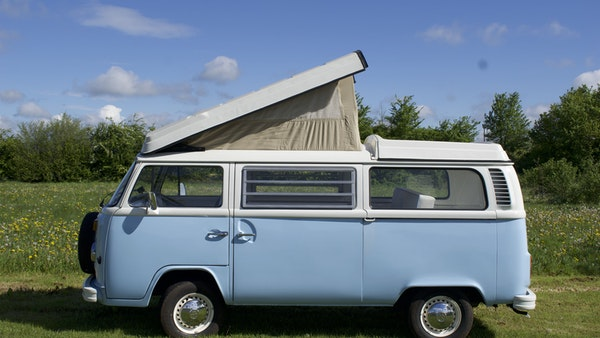 1973 VW T2 Westfalia Camper For Sale (picture 3 of 170)