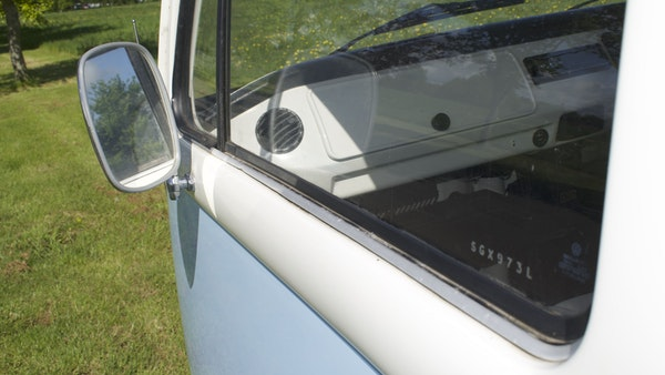1973 VW T2 Westfalia Camper For Sale (picture 93 of 170)