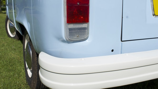 1973 VW T2 Westfalia Camper For Sale (picture 60 of 170)