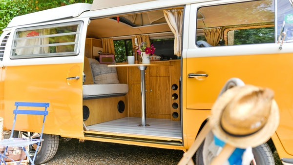 1971 VW T2 Westfalia Camper For Sale (picture 7 of 14)