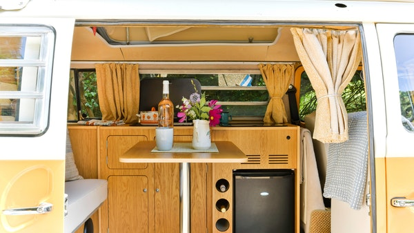 1971 VW T2 Westfalia Camper For Sale (picture 10 of 14)