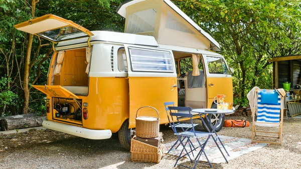 1971 VW T2 Westfalia Camper For Sale (picture 4 of 14)