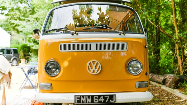 1971 VW T2 Westfalia Camper For Sale (picture 6 of 14)