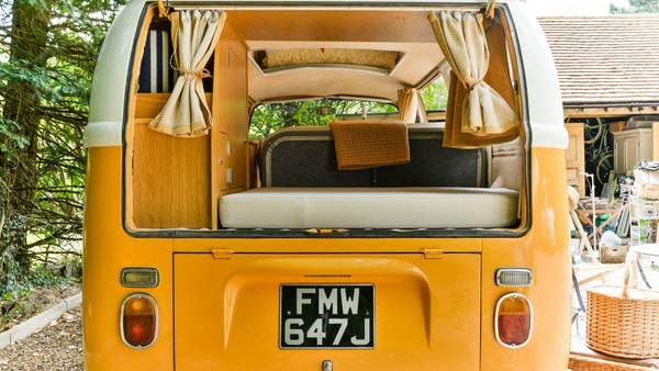 1971 VW T2 Westfalia Camper For Sale (picture 8 of 14)