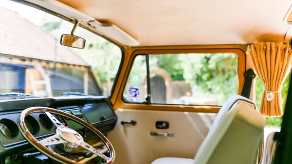 1971 VW T2 Westfalia Camper For Sale (picture 11 of 14)
