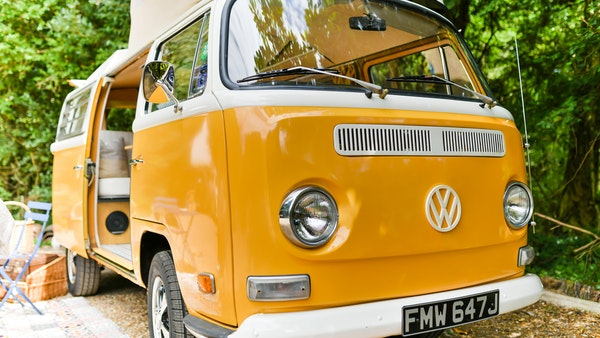 1971 VW T2 Westfalia Camper For Sale (picture 5 of 14)