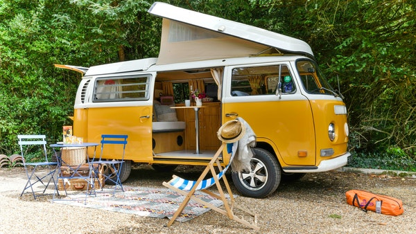 1971 VW T2 Westfalia Camper For Sale (picture 3 of 14)