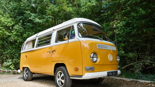 1971 VW T2 Westfalia Camper For Sale (picture 1 of 14)