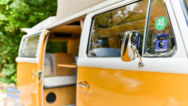 1971 VW T2 Westfalia Camper For Sale (picture 9 of 14)
