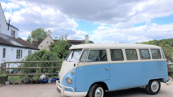 RESERVE LOWERED - 1975 Volkswagen Type 1 Split Screen Bus For Sale (picture 4 of 13)