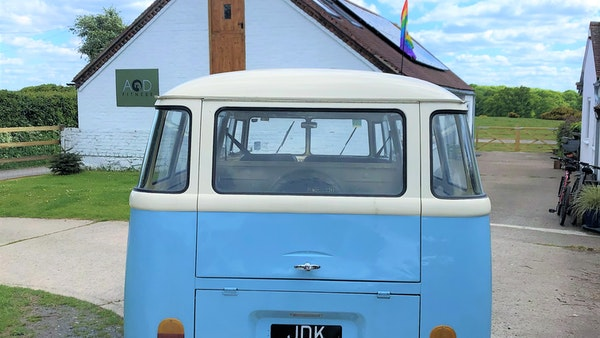 RESERVE LOWERED - 1975 Volkswagen Type 1 Split Screen Bus For Sale (picture 6 of 13)