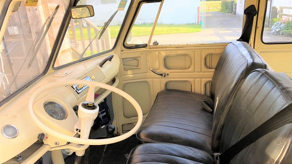 RESERVE LOWERED - 1975 Volkswagen Type 1 Split Screen Bus For Sale (picture 7 of 13)