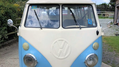 RESERVE LOWERED - 1975 Volkswagen Type 1 Split Screen Bus