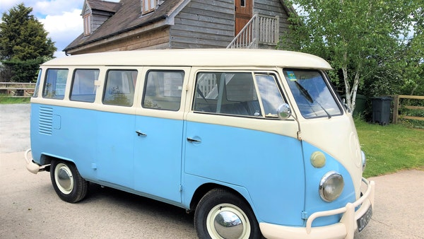 RESERVE LOWERED - 1975 Volkswagen Type 1 Split Screen Bus For Sale (picture 3 of 13)