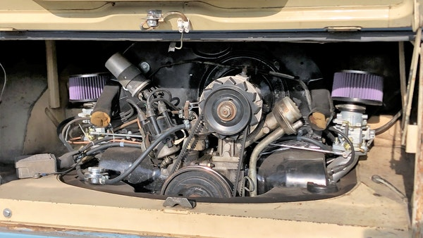 RESERVE LOWERED - 1975 Volkswagen Type 1 Split Screen Bus For Sale (picture 13 of 13)