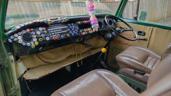1973 VW Type 2 Baywindow Campervan For Sale (picture 24 of 106)
