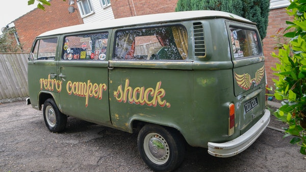 1973 VW Type 2 Baywindow Campervan For Sale (picture 7 of 106)