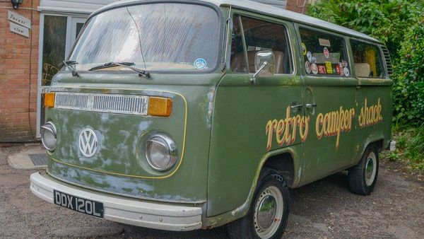 1973 VW Type 2 Baywindow Campervan For Sale (picture 3 of 106)