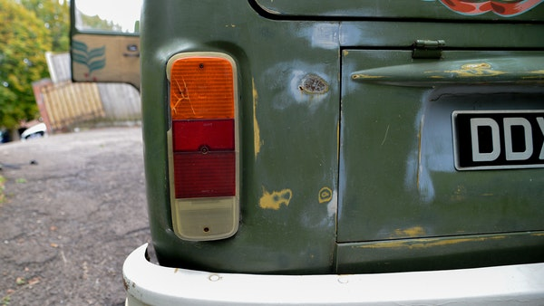 1973 VW Type 2 Baywindow Campervan For Sale (picture 39 of 106)