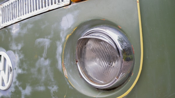 1973 VW Type 2 Baywindow Campervan For Sale (picture 41 of 106)