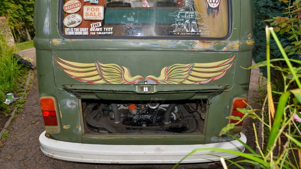 1973 VW Type 2 Baywindow Campervan For Sale (picture 86 of 106)