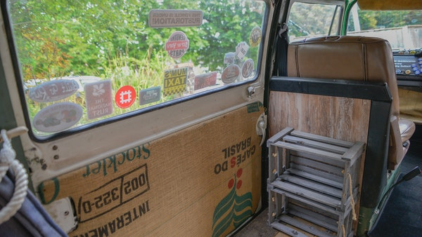 1973 VW Type 2 Baywindow Campervan For Sale (picture 15 of 106)