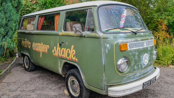 1973 VW Type 2 Baywindow Campervan For Sale (picture 6 of 106)