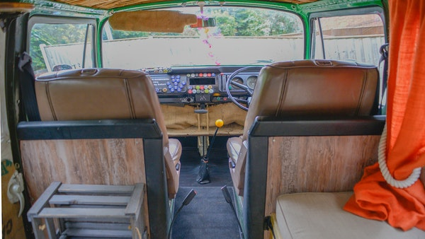 1973 VW Type 2 Baywindow Campervan For Sale (picture 32 of 106)